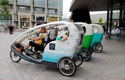 Rotterdam-bicycletaxi