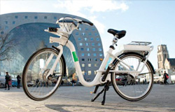 Rotterdam-bicycletransportation