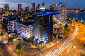 Erasmus-Rotterdam-hotel